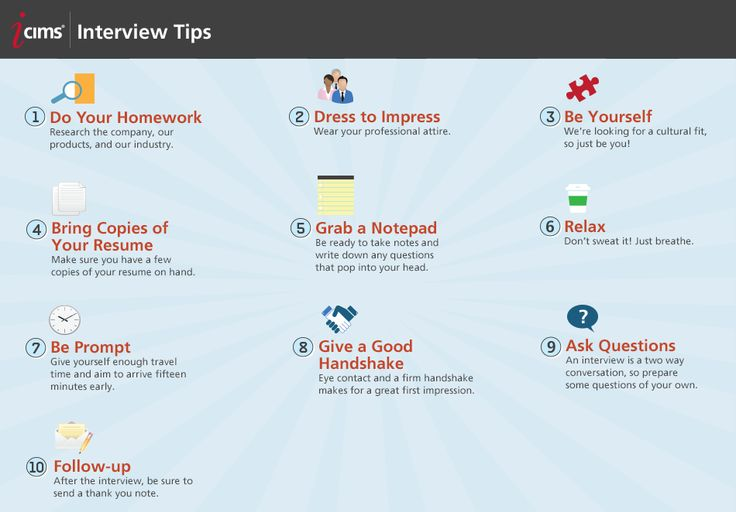 Interview Tips Careers Icims Interview Tips Best Places To Work Good Cv