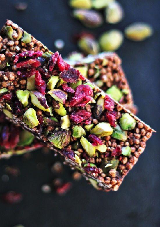 Quinoa Coconut Cacao Bar.  | #recipe #healthy #Healthy #Easy #Recipe | @xhealthyrecipex |