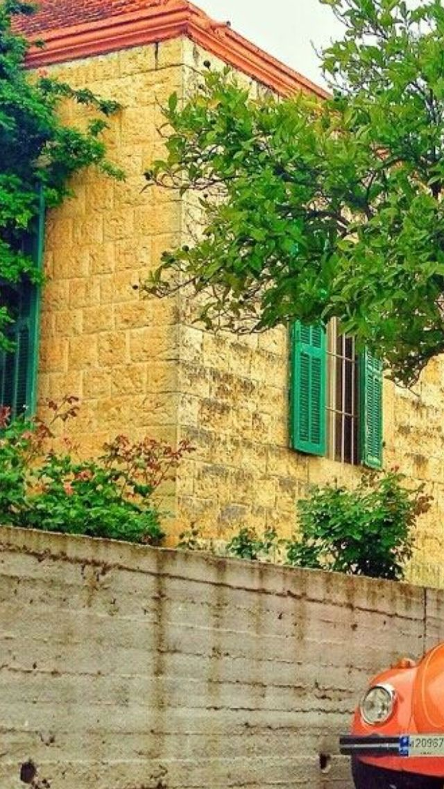 17 best images about lebanese old house on pinterest for Old traditional houses