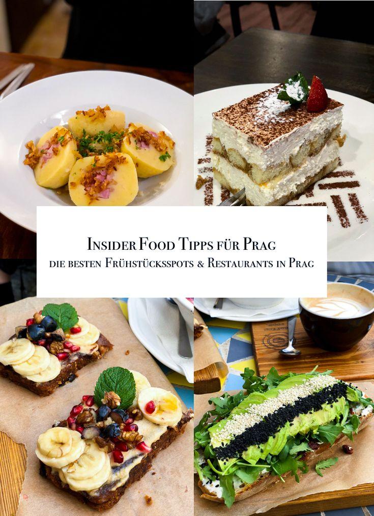 Insider Food Tipps für Prag