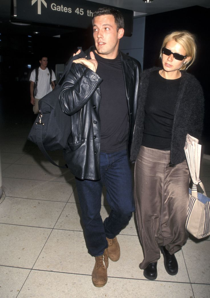 Ben Affleck and Gwyneth Paltrow (Photo by Ron Galella, Ltd./WireImage)  via @AOL_Lifestyle Read more: https://www.aol.com/article/entertainment/2016/09/27/celebrity-couples-you-forgot-about/21480496/?a_dgi=aolshare_pinterest#fullscreen