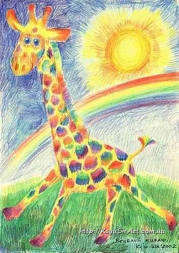 пастель для детей рисунки: 20 тыс изображений найдено в Яндекс.Картинках