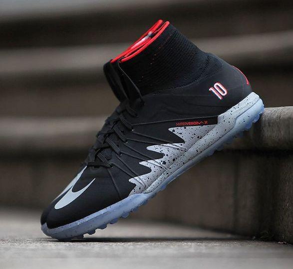 042fa7aa53 A Closer Look At The NJR x Jordan Brand Hypervenom | Nike | Football shoes,  Futsal shoes, Turf shoes