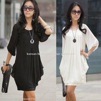 korean fashion summer dresses
