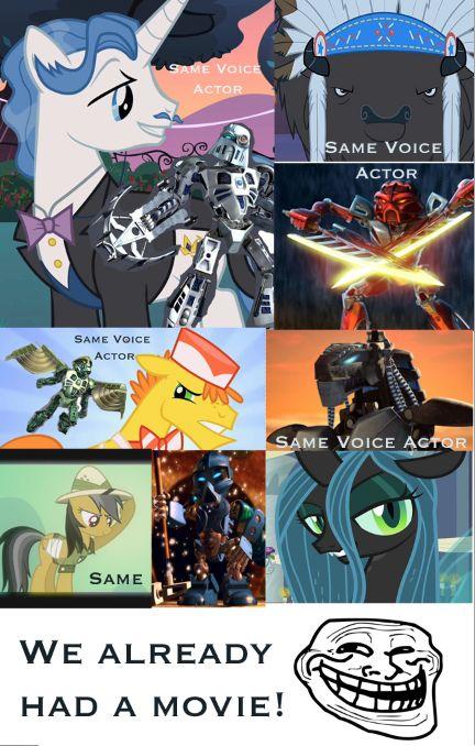 mlp bionicle - Google Search