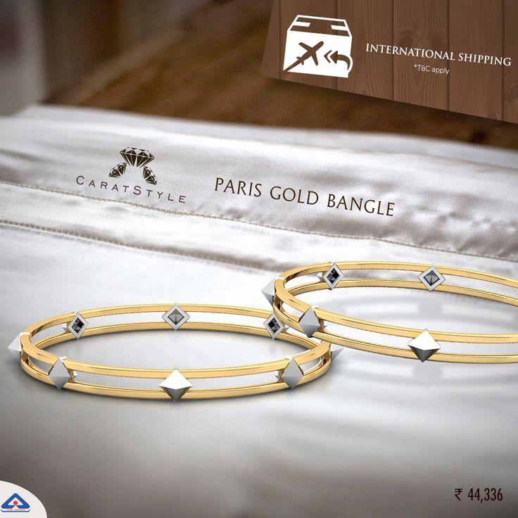 Reliability is a fearless way to buy jewellery...#BIShallmark #gold #bangle <3 #goldbangle #banglesonline #goldjewellery #fashion #lifestyle #goldbanglesonline #bangles #jewelry #shopping #india #online #fashion #jewelry #caratstyle