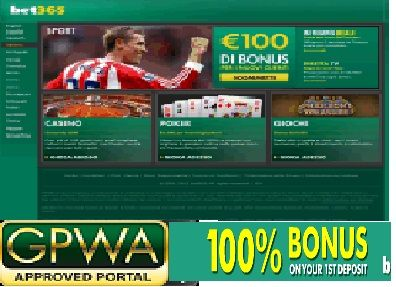 Bet365 offers all new subscribers a welcome bonus of   100% for all of its many excellent Games. Once you have got signed up with Bet365, log in and   deposit or transfer a minimum of ten Euros to receive a   100% bonus of up to one hundred Euros. for instance,   you may receive a ten monetary unit bonus for a 10-Euro   deposit, fifty Euros for a 50-Euro deposit and one   hundred Euros for a 120-Euro deposit. you would like to   play a game to assert a bonus. The bonus should be used   at…
