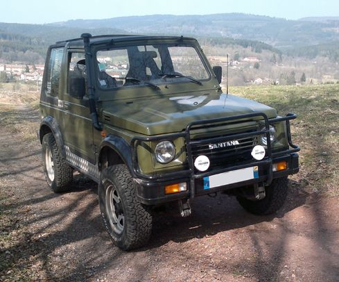 17 best images about suzuki sj410 on pinterest katana a line and seat at. Black Bedroom Furniture Sets. Home Design Ideas