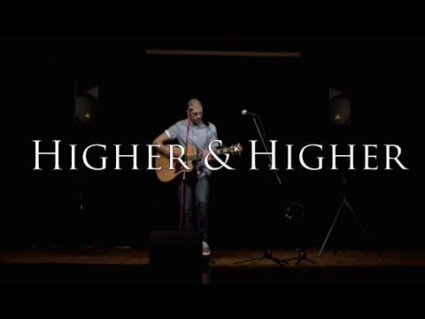 Higher & Higher acoustic cover | Live Wedding Music by Pat McIntyre