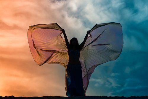 Isis-wings