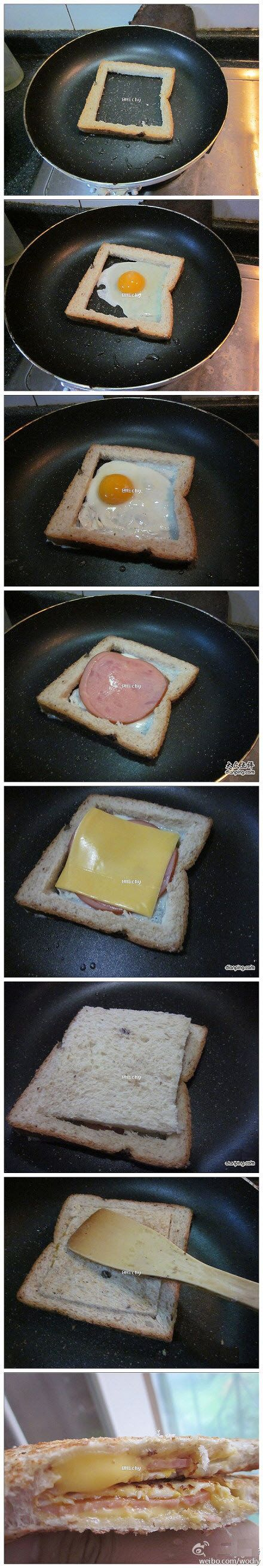 DIY breakfast