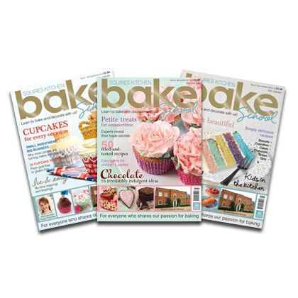 1000 Images About Bake Decorate Magazine On Pinterest