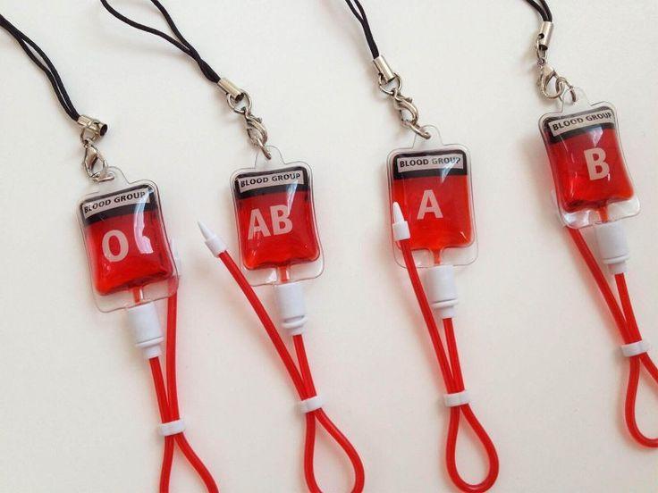 4 вида группы крови