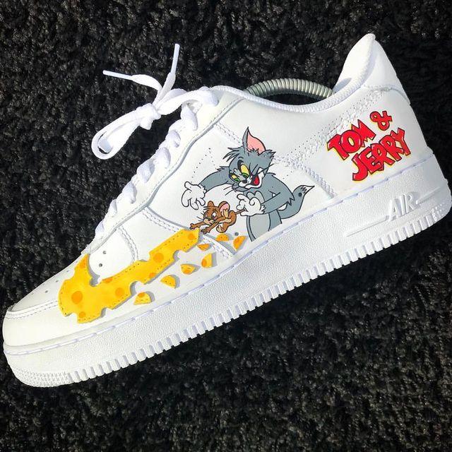 Custom Sneaker by d_customs   Hype shoes, Custom shoes