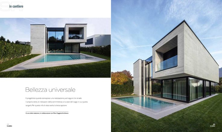 Villa Prêt-à-Hàbiter on ShowRoom Edilizia&Serramenti.