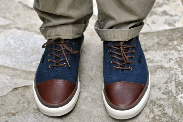 Vans Era Brogue California