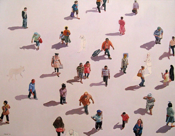 Diana Hyslop. A World Goes By