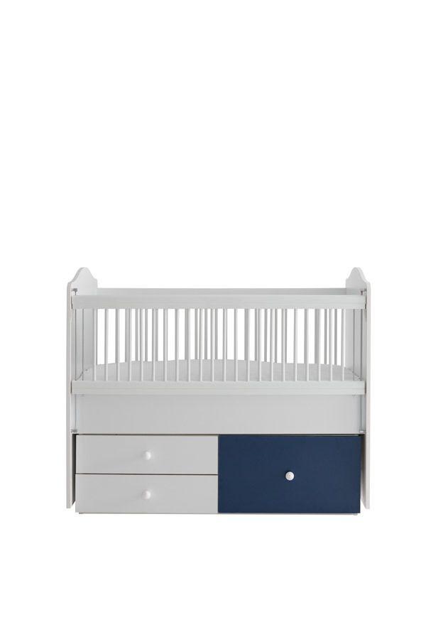 Belis 5453 Nova 60*120 3 Çekmeceli Beşik Mavi #bebek #alışveriş #indirim #trendylodi #bebekodası #mobilya #dekorasyon #evdekorasyon #anne #baba