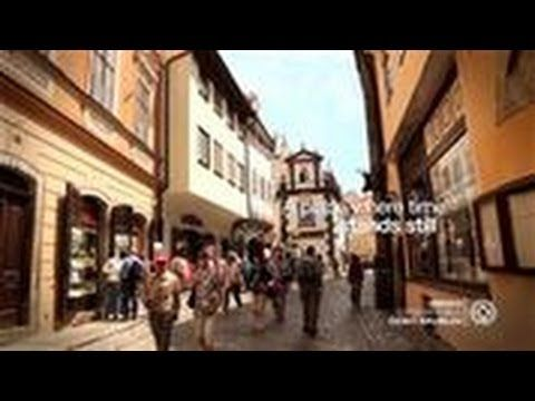 Český Krumlov - UNESCO - Video