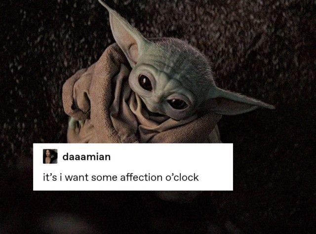 The Little Baby Tumblr In 2020 Star Wars Memes Baby Tumblr Disney Star Wars
