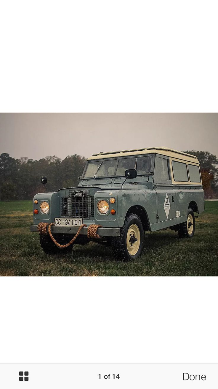 From land rover defender series