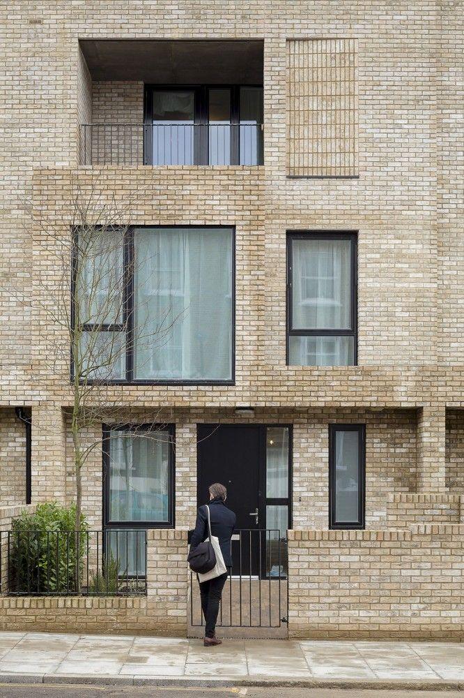 Build // Inventive Council Housing, Levitt Bernstein, Residential, Brick