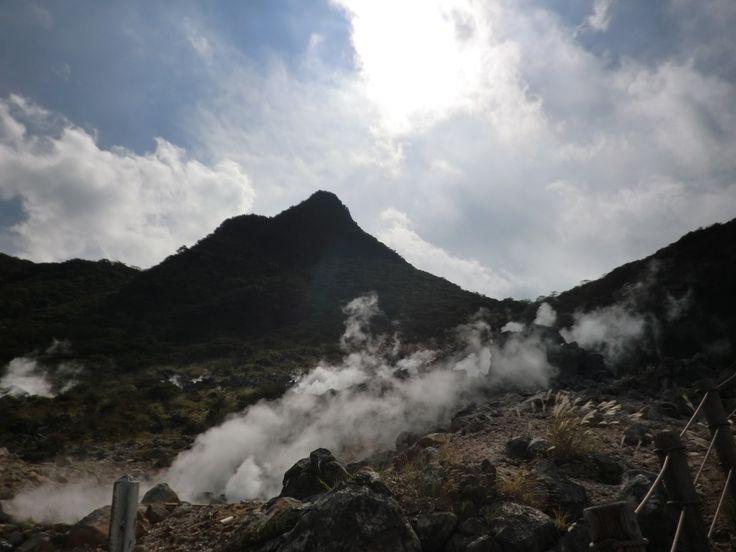 Owaku-dani Valley