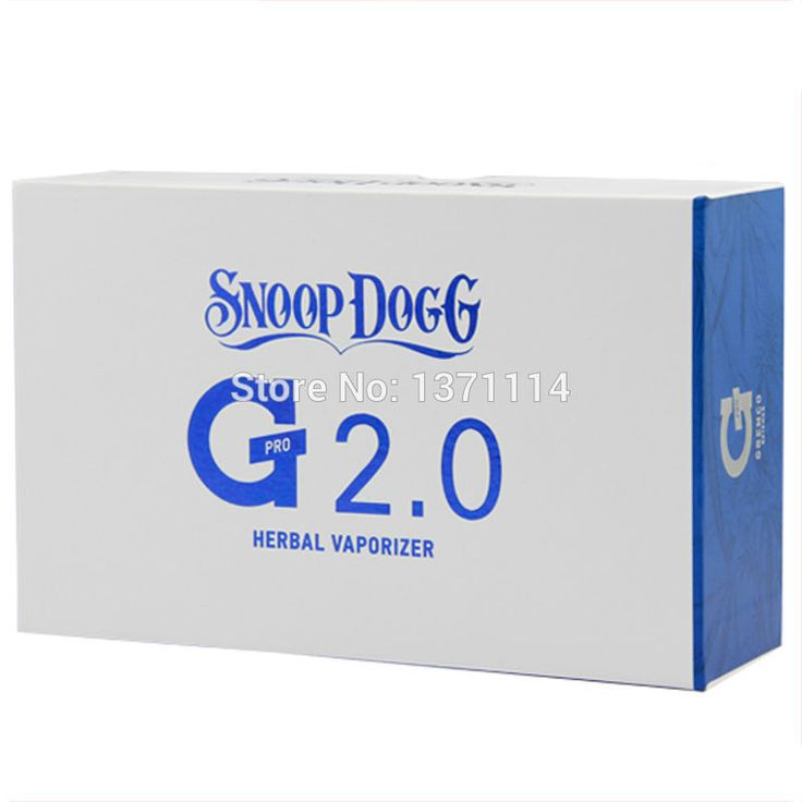==> [Free Shipping] Buy Best snoop dogg G PRO 2.0 herbal Vaporizer snoop dogg blue and white 2.0 wax dry herb vaporizer pen vapor gpro electronic cigarette Online with LOWEST Price | 32808241581
