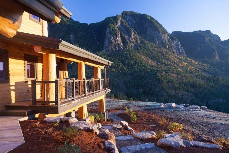 151 best images about log home heaven on pinterest log cabin homes cabin and logs. Black Bedroom Furniture Sets. Home Design Ideas