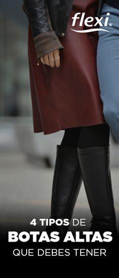 A la mayoría de las mujeres les encanta usar botas altas. Estas añaden un toque audaz para tus outfits, y.. #botas #boots #botasaltas #botas hipicas
