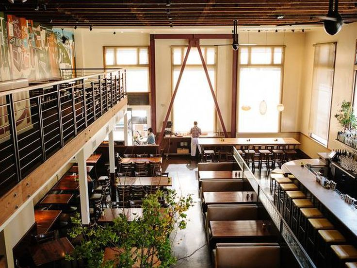 Restaurants where the atmosphere provides almost as much pleasure as the food itself