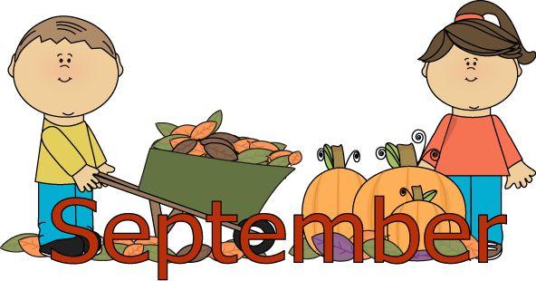 67 best clip art months images on pinterest calendar seasons of rh pinterest com september clip art free printable september clip art free printable