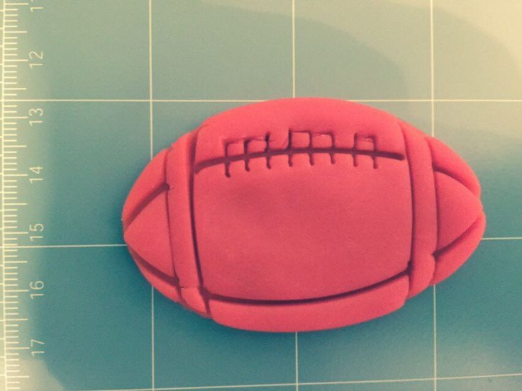 If you have a custom shape or logos in mind please contact us for your unique custom orders. This listing is for Football Cookie Cutter, The size is approximately as shown. great size to make cookies