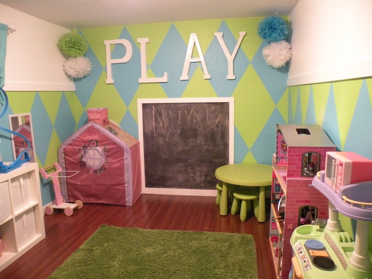 Playroom Decor Pinterest