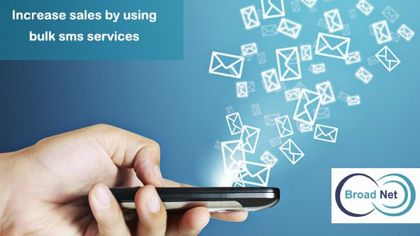 Increase your sales by using our bulk sms services. 100% Delivery to 99% of Operators