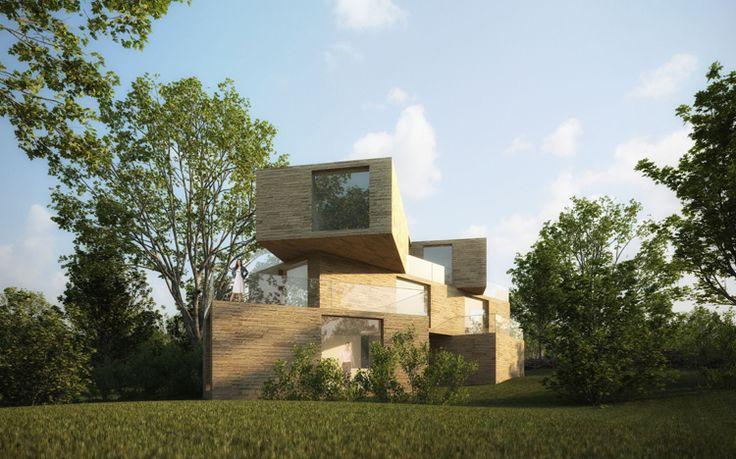 Villa Bloemendaal, The Netherlands - Hofman Dujardin Architecten