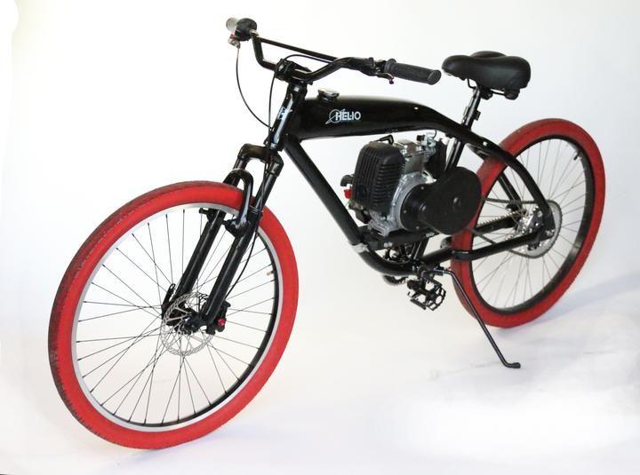 Helio Stealth v3 Bike 7g