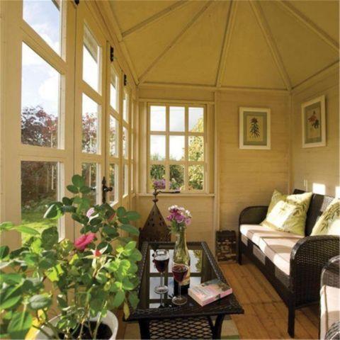 Mejores 18 imágenes de Summer house, garden office en Pinterest ...