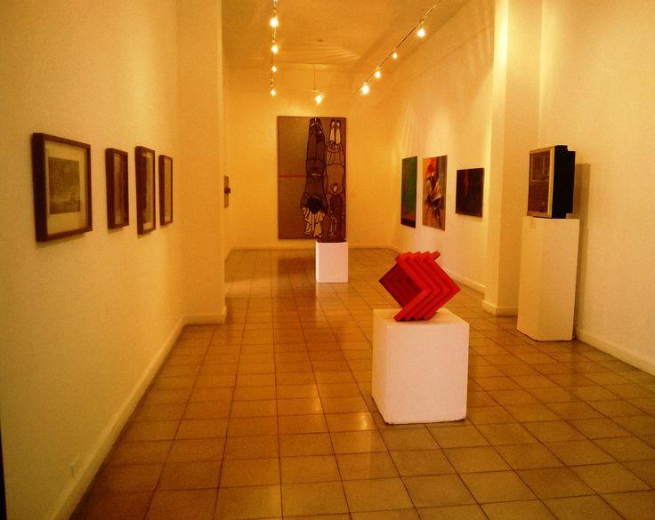 Exposición actual en el museo.