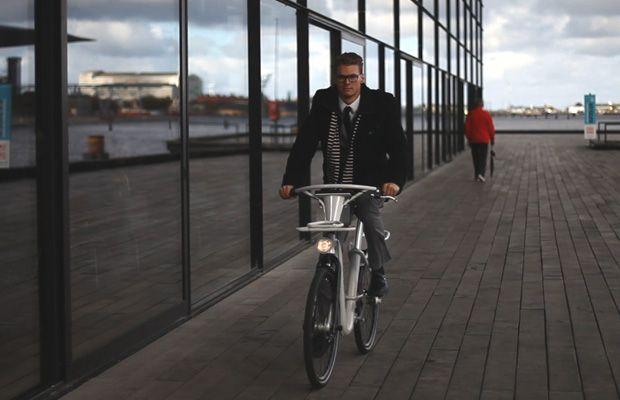 Copenhague disponibiliza aluguel de bicicletas com tablet  | #Aluguel, #AluguelDeBicicletas, #Bicicleta, #Cicloturismo, #Copenhage, #EpochTimes, #GoBike, #Tablets, #TurismoSustentável