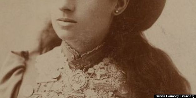 On the Trail of Annie Oakley