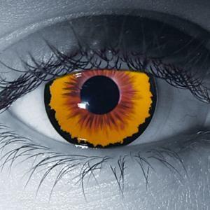 Incubus Custom Contact Lenses