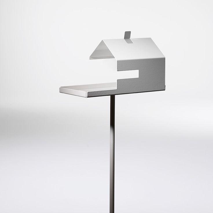 Pip Pip Bird Feeder, White, SMD Design
