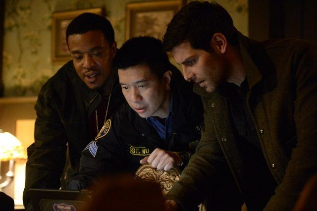 Recap of NBC's Grimm season 6 episode 10 titled Blood Magic airing Mar 10, 2017. Nick encounters a helpful Wesen and Eve researches mirrors.