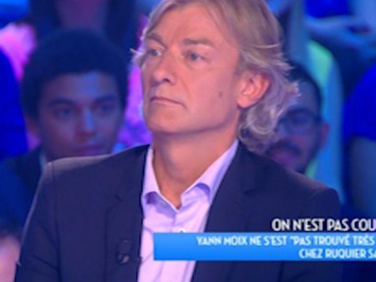 """Gilles Verdez en rajoute une couche sur Yann Moix : """"Il me fait pitié"""" (vidéo)"""
