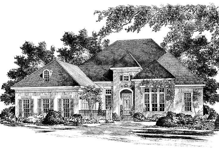 1000 images about mediterranean house design on pinterest for Eplans mediterranean house plans