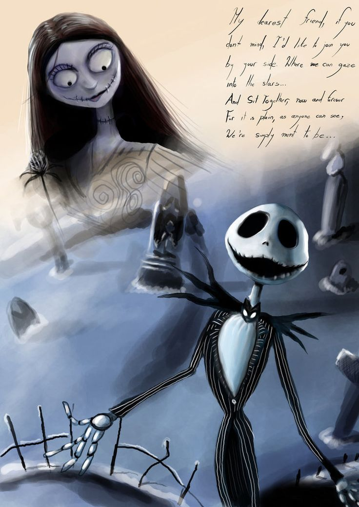 2576 Best Nightmare Before Christmas Images On Pinterest