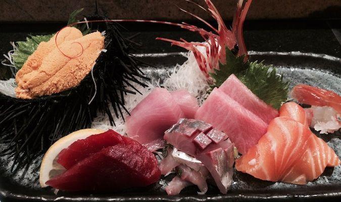 21 Amazing Restaurants From My Road Trip Across the US  (nomadicmatt) // sushi from sushi ota in san diego