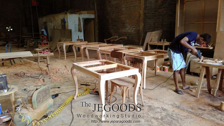 Looking for furniture craftsman and supply your furniture project needs at factory price? Please, say hi, we are nice! We produce and supply high quality furniture at wholesale price by Indonesian skilled craftsmanship. www.jeparagoods.com