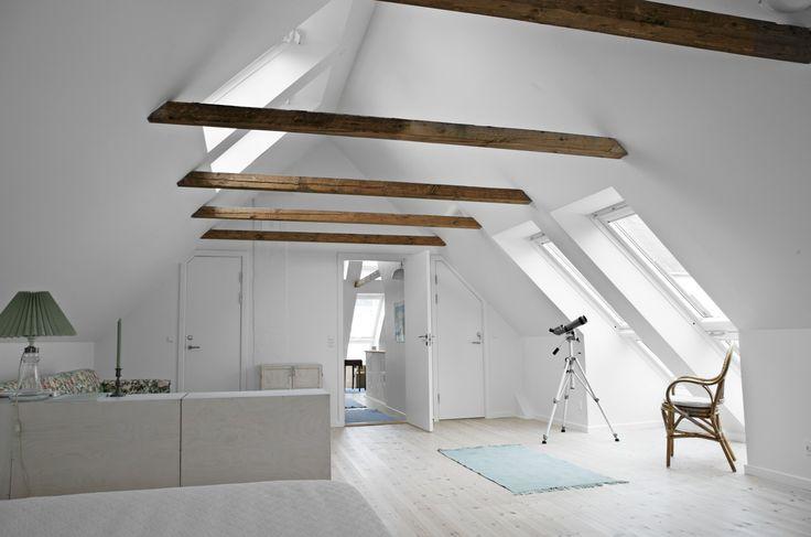 Moderne und helle Räume